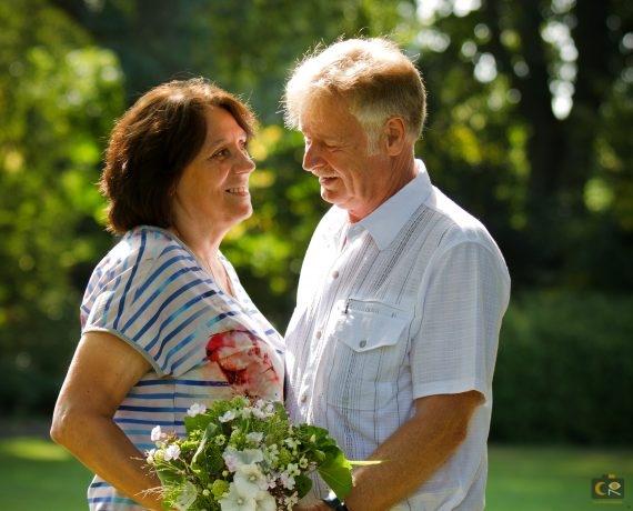 45 jaar liefde voor elkaar