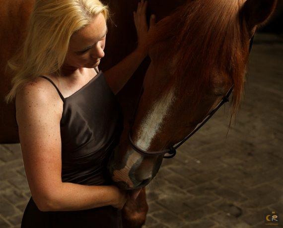 natuurlijk licht, paardenfotografie, de band met je paard