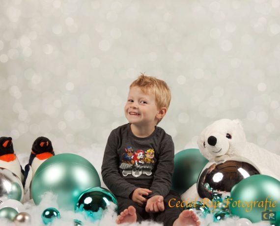 Kerstfotoshoots voor kinderen, Ceciel Rip Fotografie
