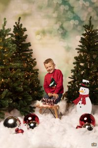 kerstfotoshoot kinderen Ceciel Rip Fotografie